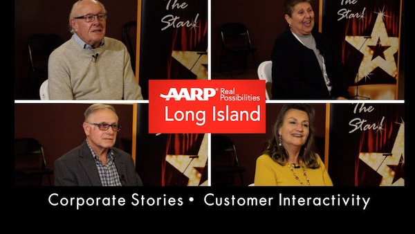 Corporate Videos, stories and customer interactivity
