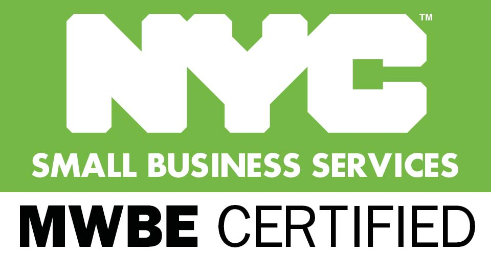 NY City MWBE Certified Business