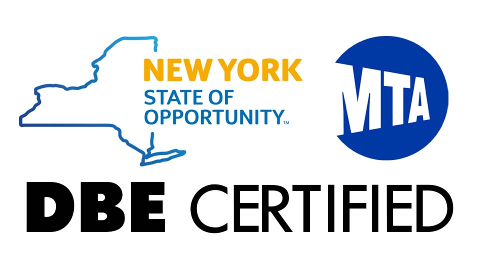 NYS DBE Certified Business
