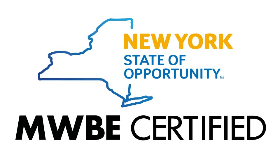NY State MWBE Certified Business